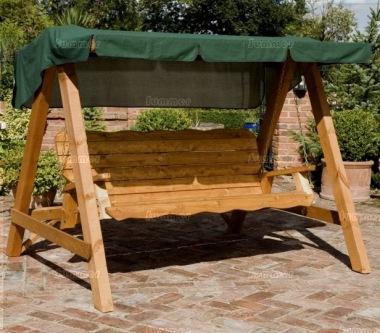 pine swing seat 371