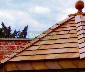 SUMMER HOUSES - Cedar shingle roof