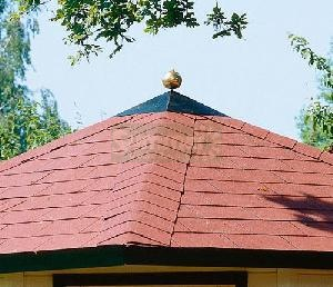 LOG CABINS - Roof design