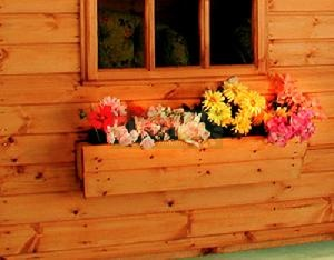 SUMMERHOUSES xx - Window boxes