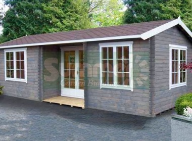 Shire Elveden Log Cabin - Two Rooms