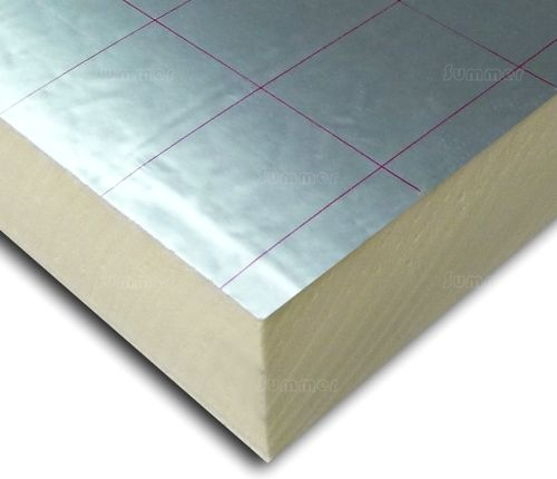 LOG CABINS - Roof Insulation - Roof insulation kit, 100mm thick with extra decking boards